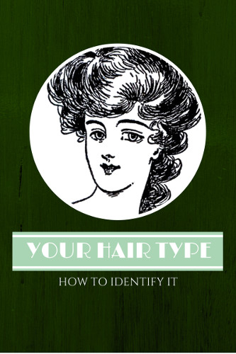 how to identify hair type