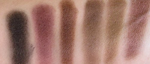 sleek au naturel eyeshadow palette 03