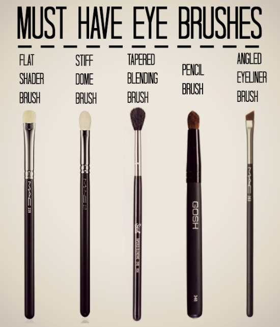 must have eye brushes