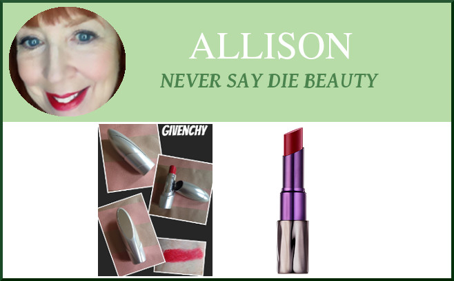 allison fave red lipsticks