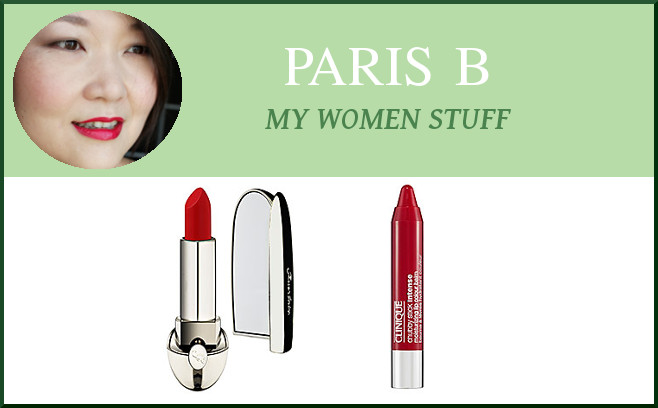 paris b fave red lipsticks