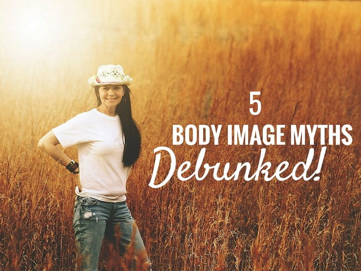 body image myths debunked