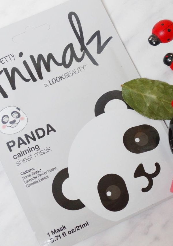 Is This The Cutest Sheet Mask Ever?