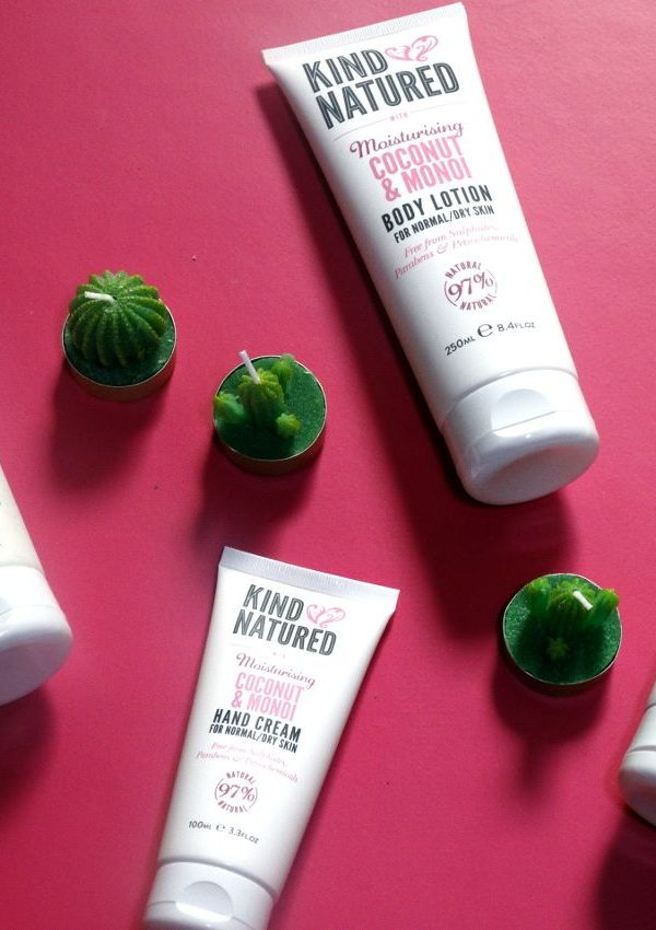 The Body Care Range I'd Rather Eat
