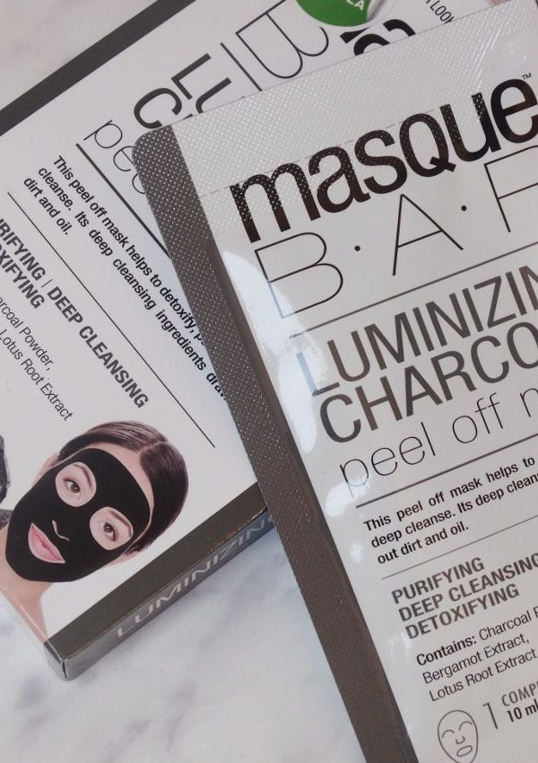 I Tried A Peel-Off Charcoal Mask. Here's What Happened