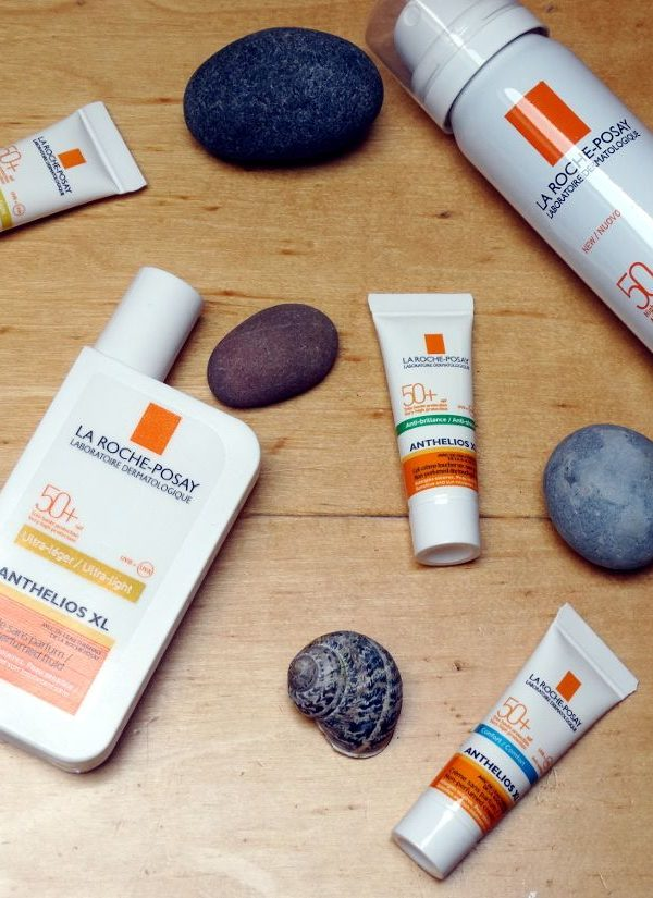 Which La Roche Posay Anthelios Sunscreen Is Right For Your Skin Type? (Plus, What I Use To Retouch My Sunscreen When I'm Wearing Makeup)