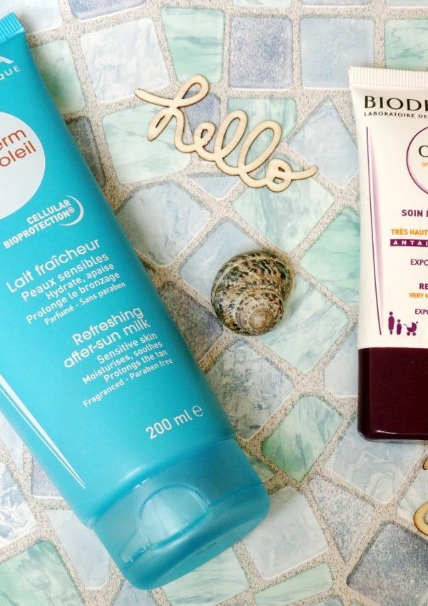 Sensitive Skin? This Is The Suncare Range You Should Bring With You On Holiday
