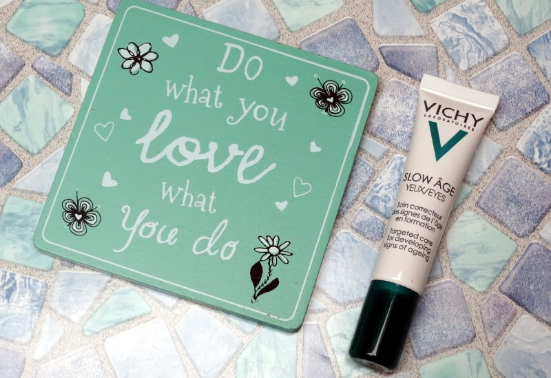 vichy slow age yeux